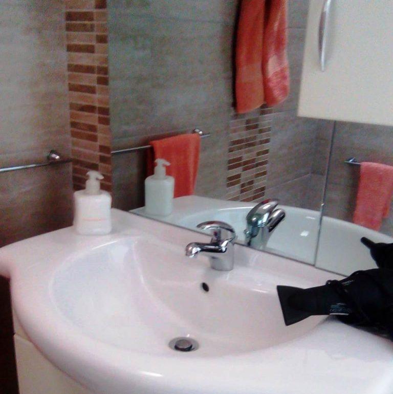 lavabo sopra